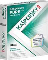 Kaspersky Pure 3.0 - 3 users for 1 year